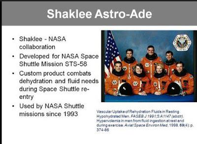 Shaklee Astro Ade