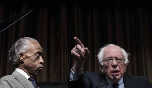 Democrats Give Away Race Relations Issue by Backing Al Sharpton, Reparations