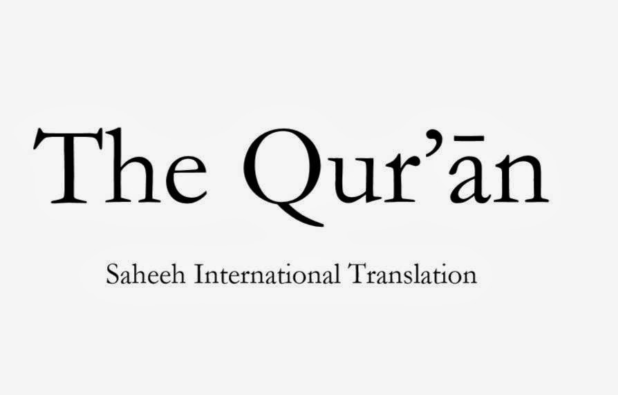 Quran English Translation PDF free download ~ Live Mecca