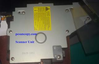 scanner unit