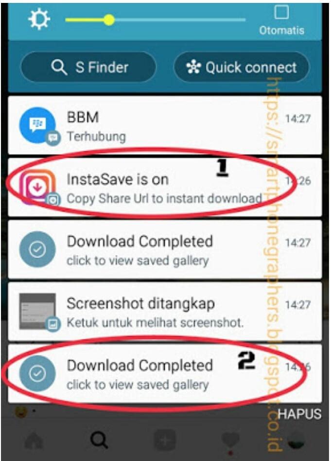 bagaimana cara menyimpan video di instagram