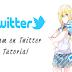 Spam en Twitter Tutorial