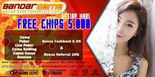 Situs Judi Ceme Online Dengan Free Chips