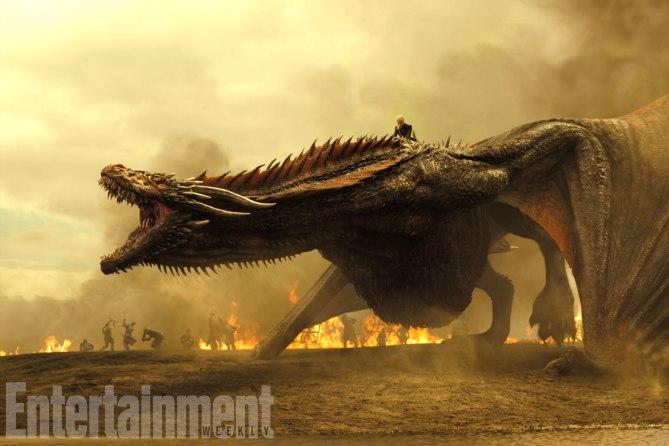 Game of Thrones   Imagens inéditas da série mostram Gelo e Fogo