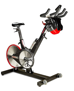 Keiser M3iX Indoor Cycle Spin Bike with pivoting X-bars, image, review features & specifications