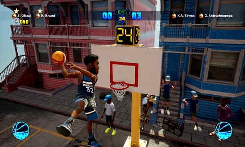 NBA 2K Playgrounds 2 Game Free Download
