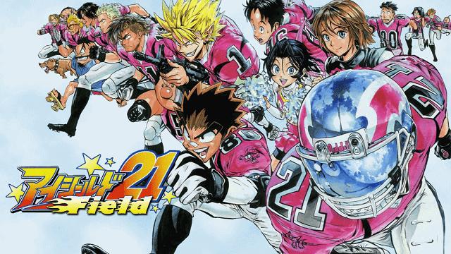 anime american football