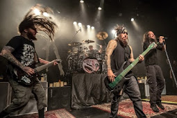 Korn recruits a 12-year-old bassist to fill in the vacancies of the tour!