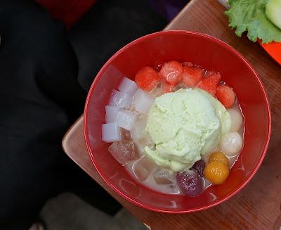 D-2, Ice Cream Merdeka Pak Usu Pontianak