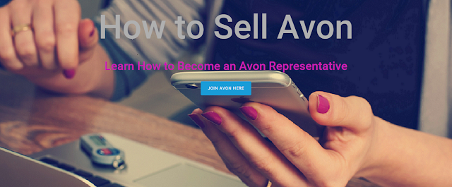 Become Avon Representative Online