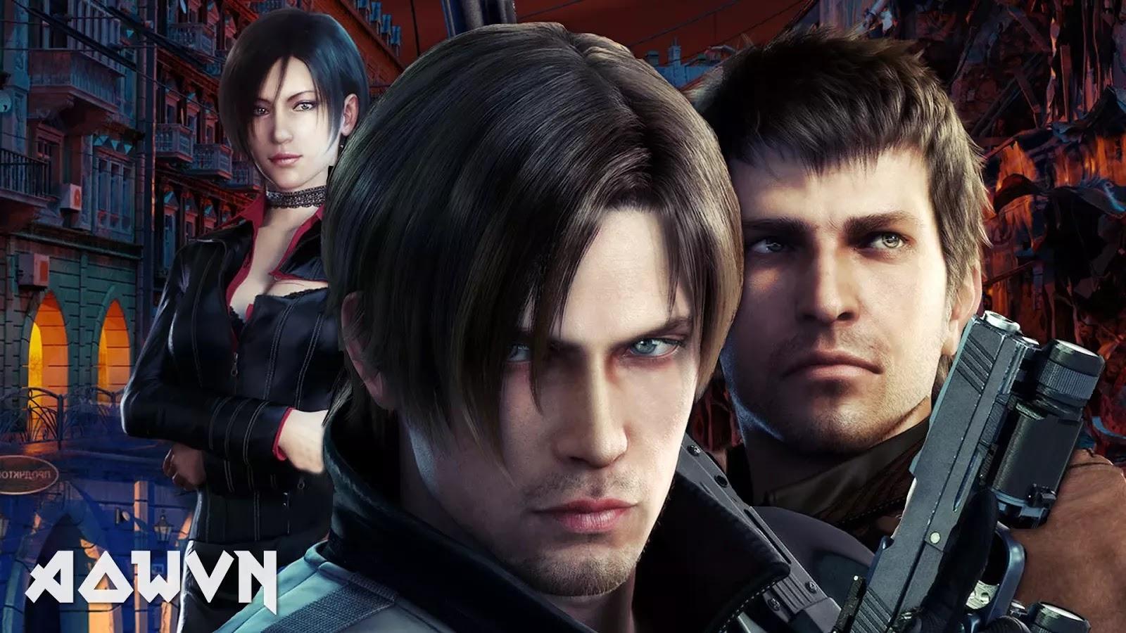 resident evil damnation aowvn.org min - [ Phim 3gp Mp4 ] Trọn Bộ Resident Evil: Degeneration + Damnation + Vendette | Vietsub - Cực Hay