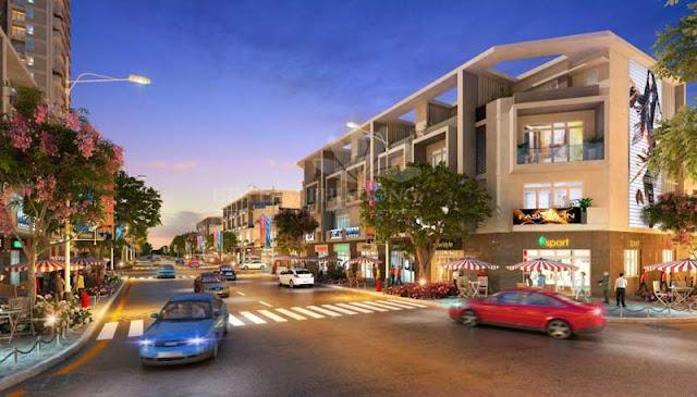 Mặt Bằng Kiến Trúc Dự Án Him Lam City Quận 2