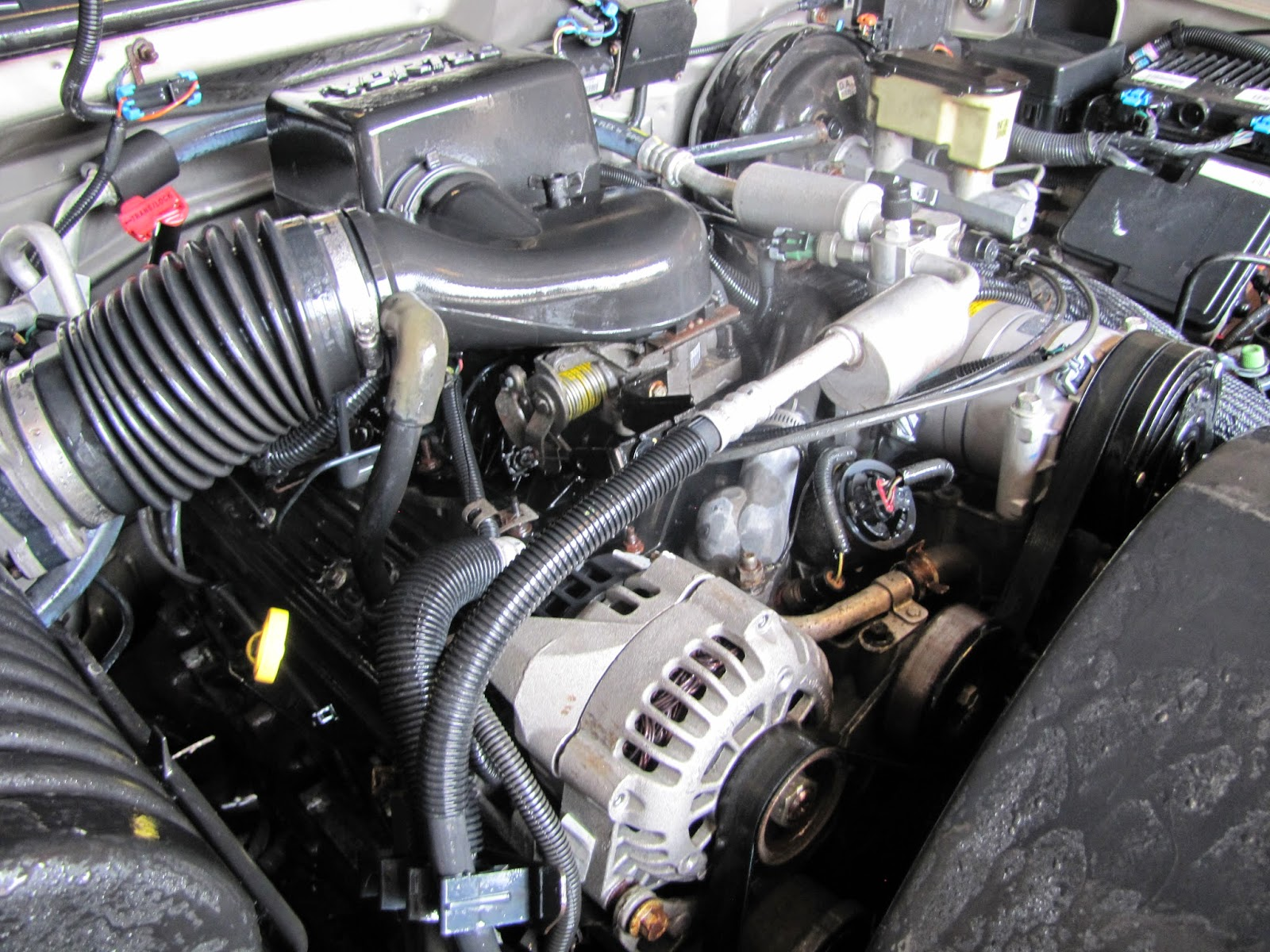 Clean engine with Genesis 950