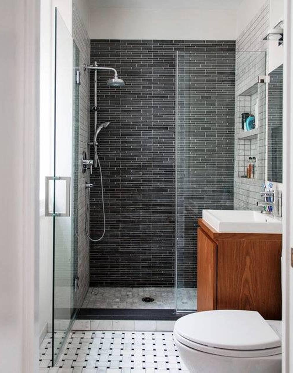 ide desain kamar mandi minimalis ukuran kecil – inspirasi rumah
