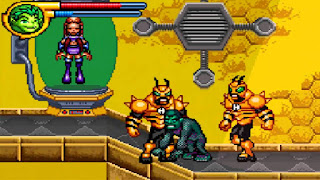 Teen Titans GBA Game ringan android