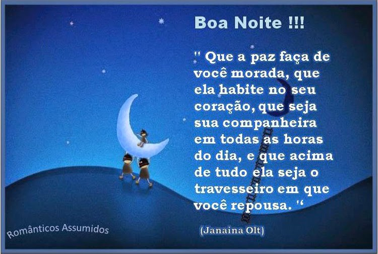 Pequenas Mensagens Boa Noite: Diário De Gratidão: Mensagem De Boa Noite