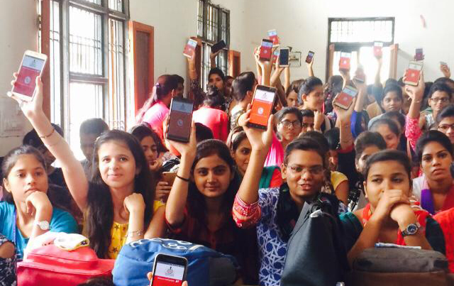 Durga Shakti awareness campaign launched in Nehru College