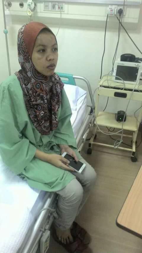 Isteri Mangsa Dera Mualaf SPRM Dedah Kekejaman Suami