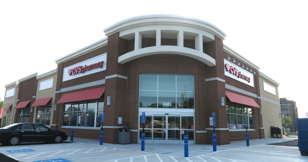 The Annandale Blog Cvs Opens In Baileys Crossroads