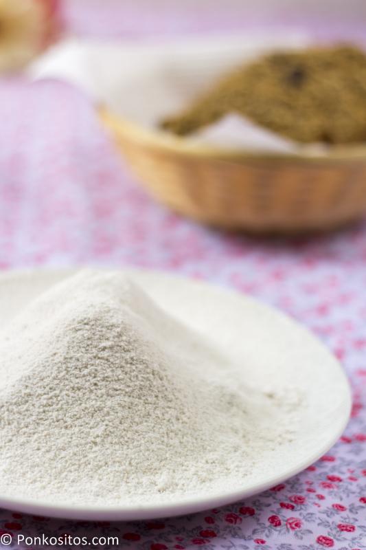 harina de cebada artesanal