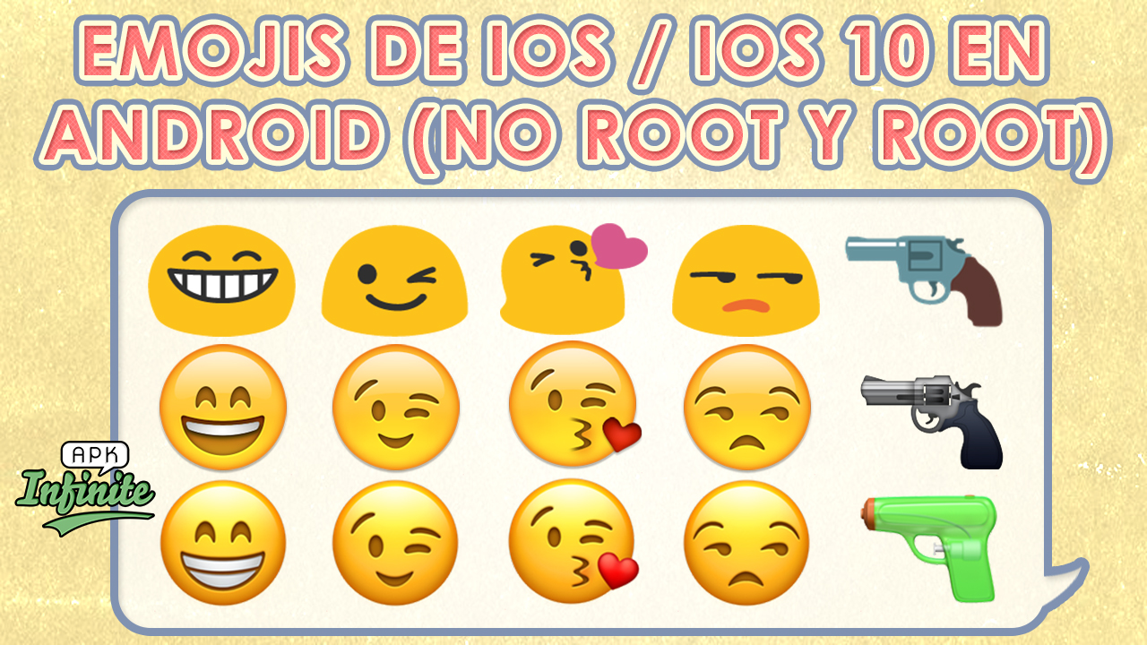 how to get iphone emojis no root