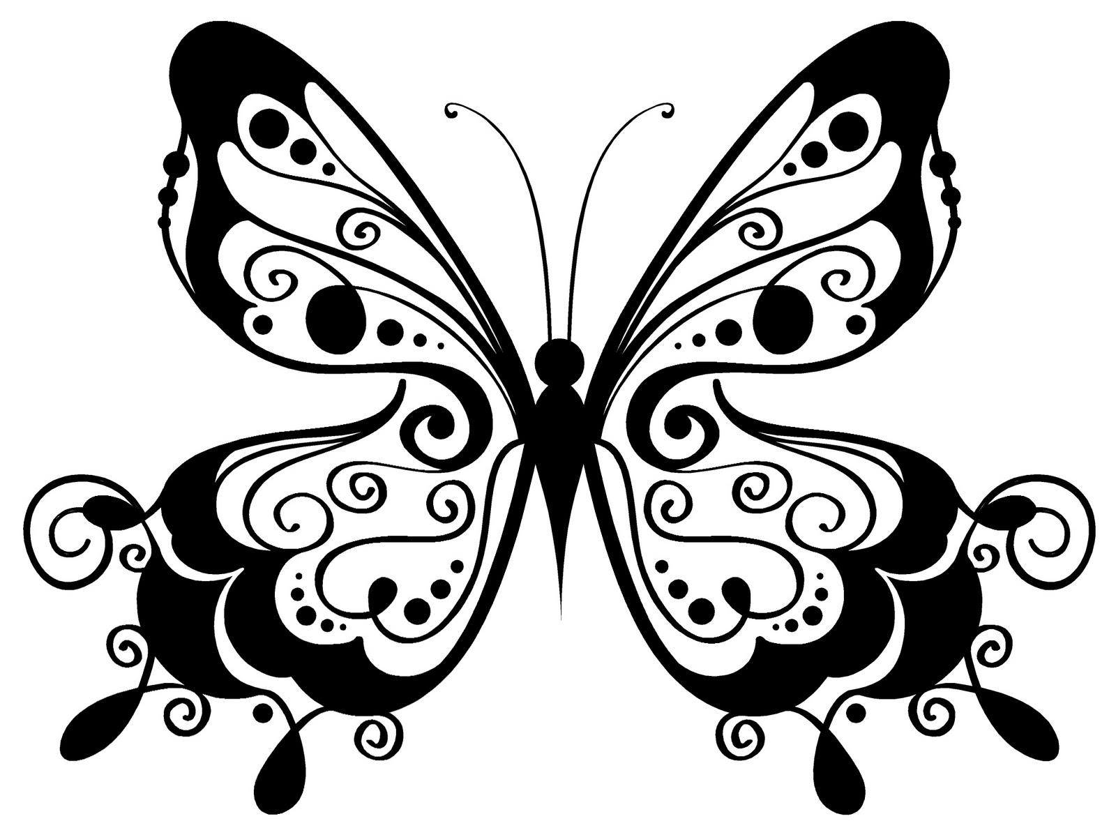 Imagenes Mariposas Para Imprimir