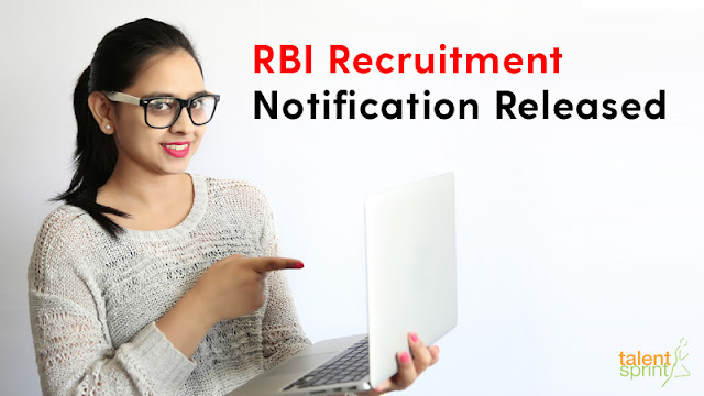 Notification for RBI Assistant 2016