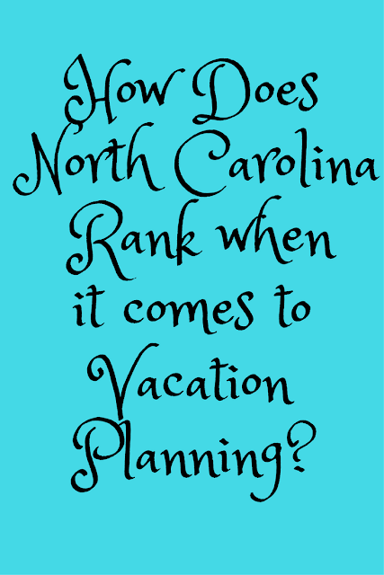 50 percent of North Carolinians take the vacation days owed to them. That's better than the national average.