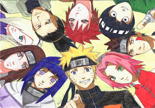 Image result for naruto with friends