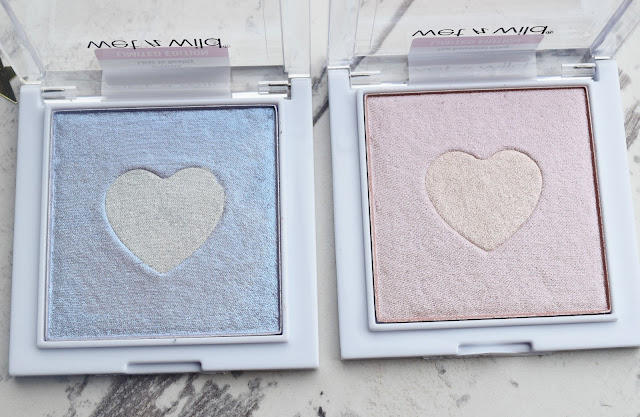 Wet N Wild Queen of My Heart Collection Highlighters