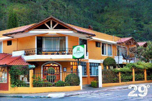 La Floresta Hotel i Baños