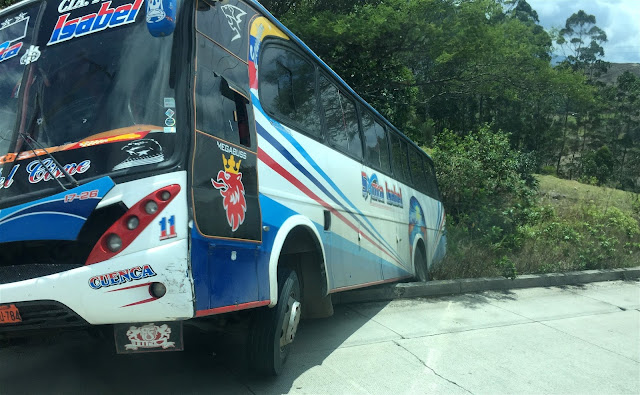 Bus Accident View 3