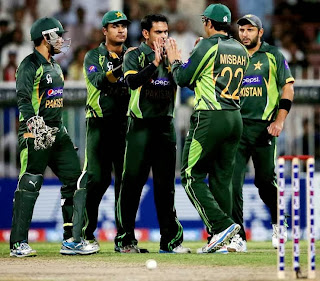 Pakistan win thriller by 11 runs