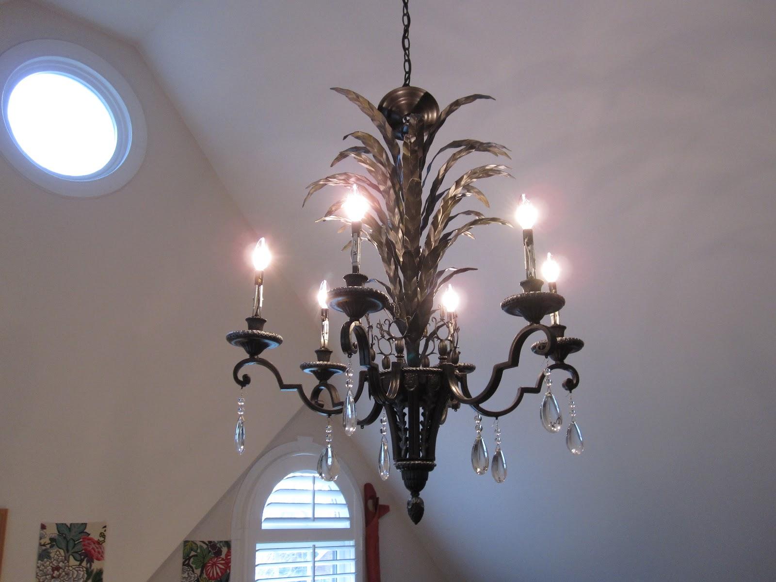 Cheeky cognoscenti my goth chic sewing palace chandelier my goth chic sewing palace chandelier aloadofball Gallery
