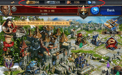 Screenshot: Stormfall: Rise of Balur Apk