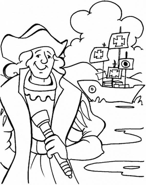 Manualidades Sombrero Y Catalejo Cristóbal Colón