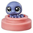 Littlest Pet Shop Series 1 Teensie Pets Shorty Spiderly (#1-90) Pet