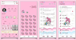 My Melody Love Theme for VIVO All Versi 3