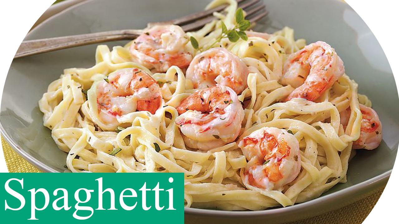 Come Cucinare Gamberetti E Spaghetti Aglio How To Cook That Come Cucinare