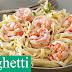 come cucinare gamberetti e spaghetti aglio
