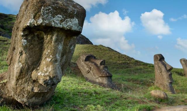 15 Tempat Rahasia di Bumi yang Masih Jadi Misteri