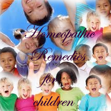 homeopathic,remedies for children