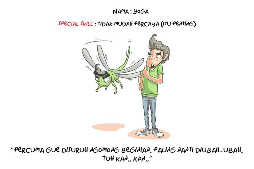 komik strip keriba-keribo