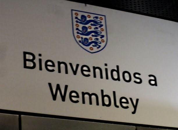 Wembley Welcome