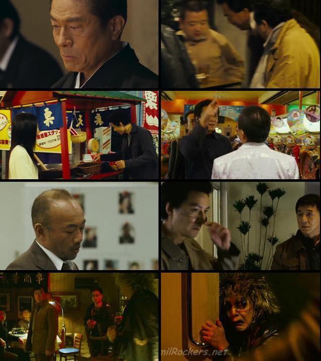 Shinjuku Incident 2009 Dual Audio Hindi 720p BluRay