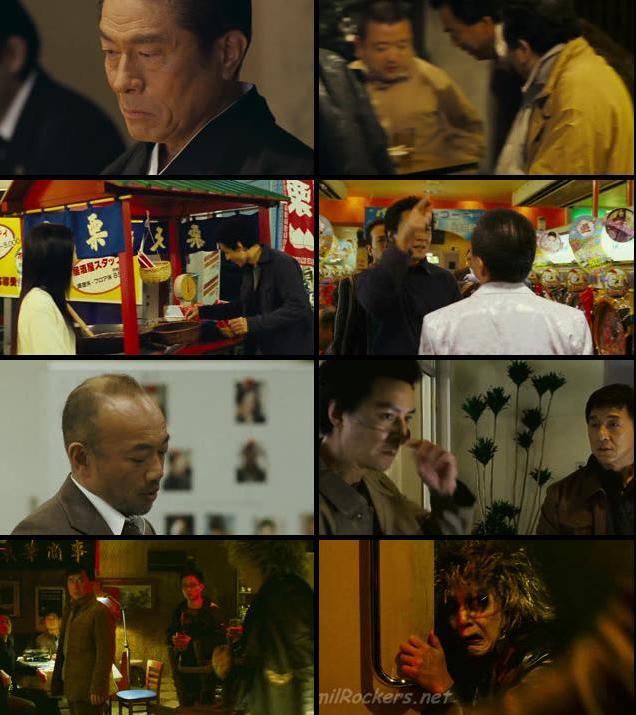 Shinjuku Incident 2009 Dual Audio Hindi 720p BluRay