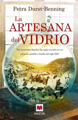 """""""La artesana del vidrio"""" de Petra Durst-Benning"""