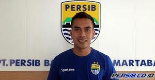 Ditinggal M. Ridwan, Persib Bandung Rekrut Kiper Baru Imam Arief