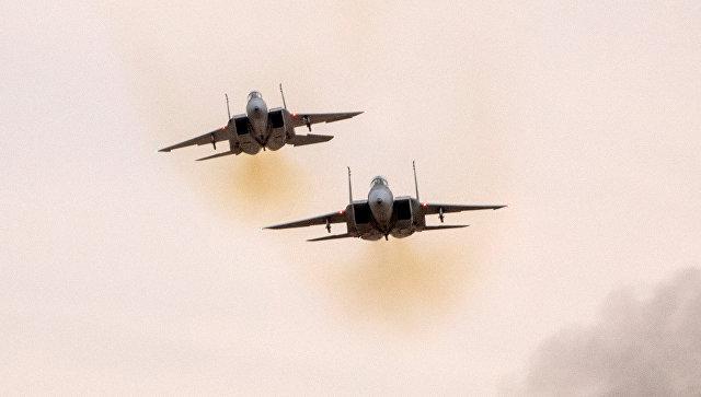Η αεροπορική βάση της Συρίας δέχθηκε επίθεση από την Πολεμική Αεροπορία του Ισραήλ, δήλωσαν στο Υπουργείο Άμυνας