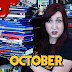 HORROR HAUL (October 2015) | Movie & Book Pick Ups